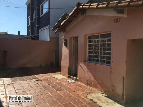Casa 3 Dormitórios Pra Venda - Ca0308