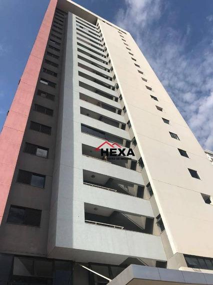 Apartamento Com 2 Dormitórios À Venda, 141 M² Por R$ 549.000 - Vila Maria José - Goiânia/go - Ap0350