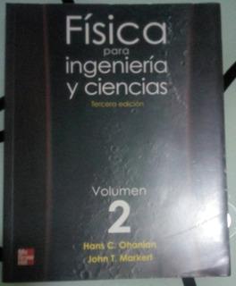 Fisica Para Ingenieria Y Ciencias Libro Original Vol 2