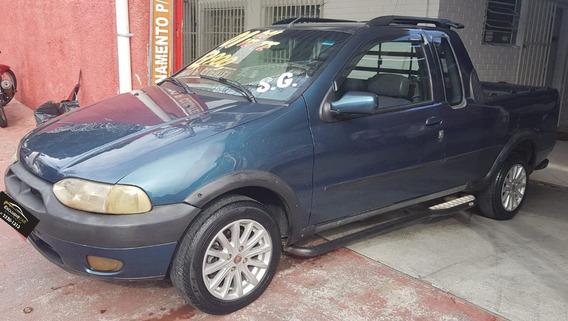 Fiat Strada 1.6 Mpi Lx Cs 16v Gasolina 2p Manual