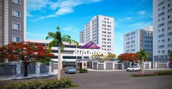Apartamento Com 2 Dormitórios À Venda, 43 M² Por R$ 220.000,00 - Jardim Das Indústrias - São José Dos Campos/sp - Ap11679