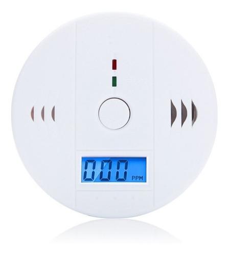 Imagen 1 de 4 de Detector De Humo Monoxido De Carbono Co Con Alarma 85db ®