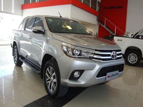 Toyota Hilux Srx 2.8 Tdi Dc 4x4 6mt