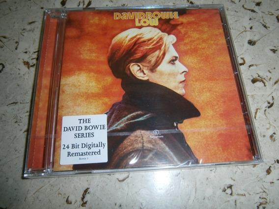 David Bowie - Low Cd Importado Europa Remasterizado