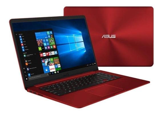Notebook Asus Vermelho Intel Core I5 8 Ger 4gb 1 Tb - Barato