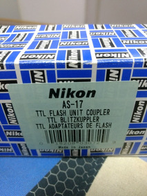 Sapata Para Flash Nikon Corpo F3 Séries.