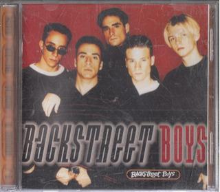 Backstreet Boys. Cd Original Usado A8