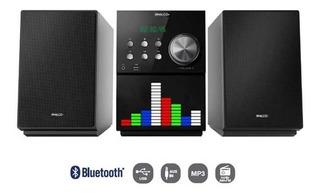 Microcomponente Con Dvd Bluetooth Philco Amp75dv Otero Hogar