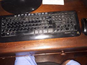 Teclado E Mouse Sem Fio Usadi