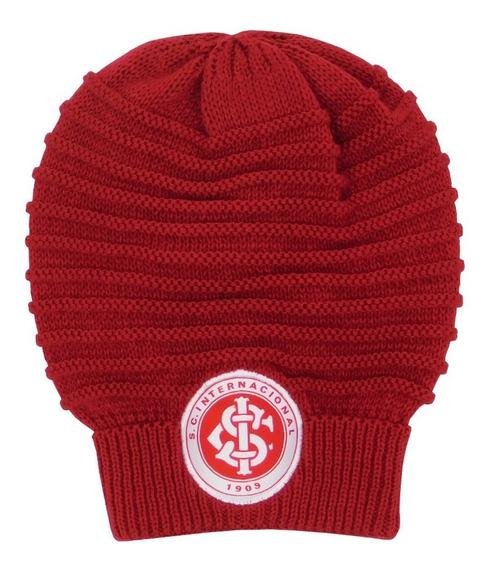 Toca Do Inter Trico Vermelho Gorro Internacional Toca Vermelho Com Elastano Molda Confortavelmente Boné Vermelho Inter