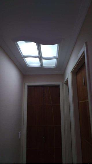 Apartamento Com 2 Dorms, Vila Homero Thon, Santo André - R$ 249 Mil, Cod: 1579 - V1579