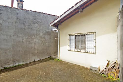 Casa No Bairro Vila Romar Em Peruíbe - 4673