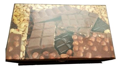 Caja Para Guardar Chocolates O Costurero