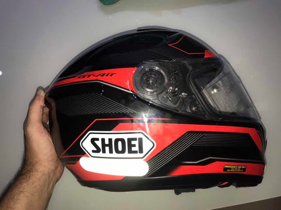 Capacete Shoei Gt Air Red