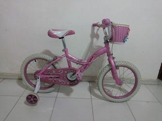 Bicicleta Nena R 16 - Impecable!!!