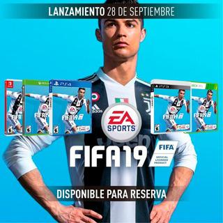 Fifa 19 Standar Edition