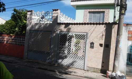 Imagem 1 de 30 de Casa À Venda, 150 M² Por R$ 480.000,00 - Vila Antonieta - São Paulo/sp - Ca0650