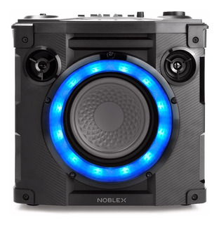 Parlante Party Audio System Con Bluetooth Noblex Mnt90bt