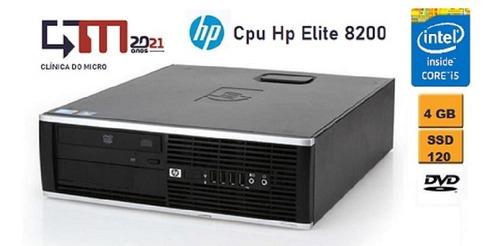 Hp 8200 Elite I5 4gb Ram 120gb Ssd