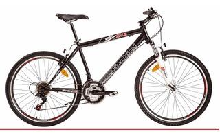 Bicicleta R26 Acero Mtb Shimano 21vel Susp Delantera M19175