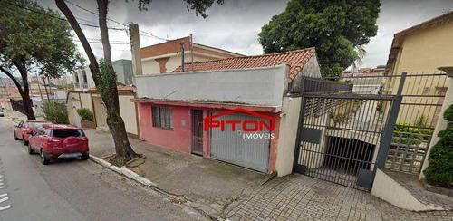 Imagem 1 de 13 de Terreno À Venda, 566 M² Por R$ 1.300.000,00 - Penha De França - São Paulo/sp - Te0426