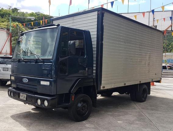 Ford Cargo 815 Sincrónico
