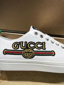 Zapatillas Gucci Importado 17 Eur:38-45