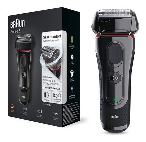 Afeitadora Eléctrica Braun Series 5 5030s Skin Comfort