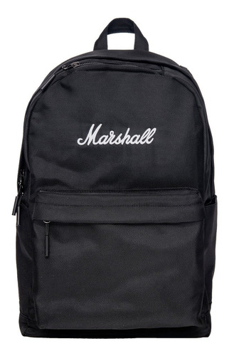 Morral Marshall Crosstown White On Black