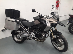 Bmw Gs1200 2012 Gris Speed Motors