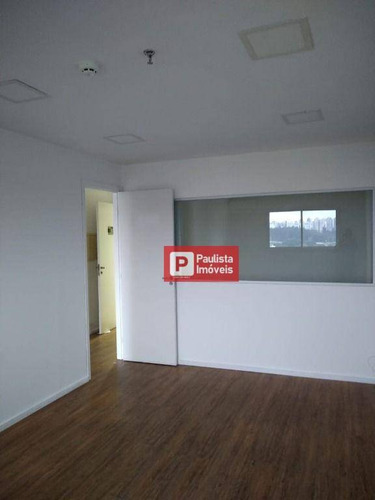 Imagem 1 de 30 de Sala Para Alugar, 45 M² Por R$ 1.500,00/mês - Chácara Santo Antônio (zona Sul) - São Paulo/sp - Sa0362