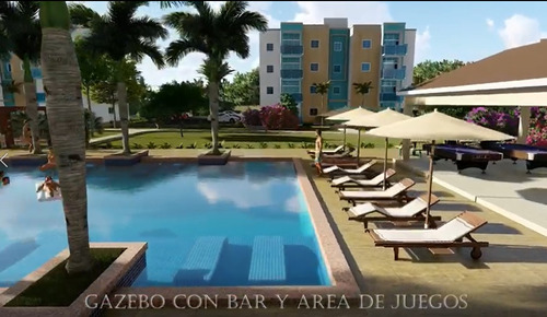 Proyecto De Apartamento En Cana Village Residences