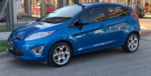 Ford Fiesta Kinetic 2013