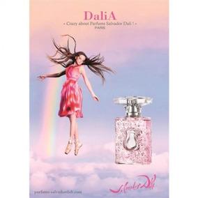 Dalia Salvador Dalí Edt 50ml - Feminino 100% Original Dalia