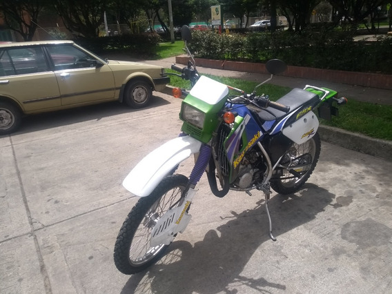 Hermosa Kawasaki Kmx Totalmente Original