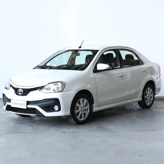 Toyota Etios 1.5 Sedán Xls At - 24263 - C
