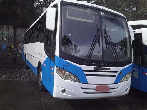 Ônibus Rodov 2011 Vw 17230 45 Lugares, Ar Teto R$ 189.