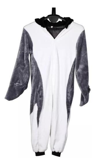 El B/úho Nocturno Pijama de Caballero de Manga Larga y Chaqueta a Botones cl/ásico a Cuadros y Franela o viyela de algod/ón para Invierno Especial para Hombre