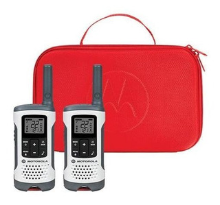 Handy Motorola Walkie Talkie T280 33 Canales Ivox/vox 40km