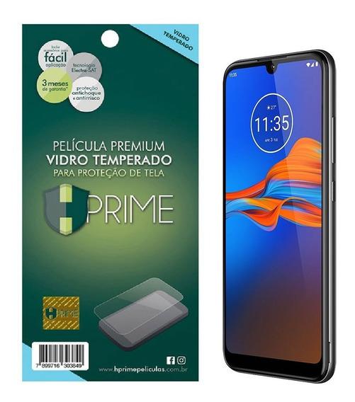 Pelicula Hprime Vidro - Motorola Moto E6 Plus (6.1)