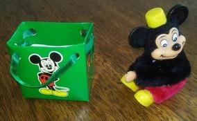 Caixa C/ 96 Agarradinhos Mickey/ Minnie - Lembrancinhas