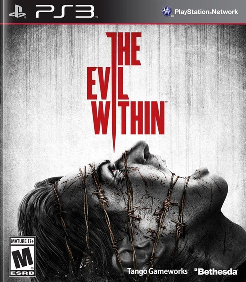The Evil Within - Jogos Ps3 Playstation 3