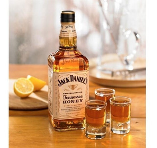 Whisky Jack Daniels Honey 1 Litro