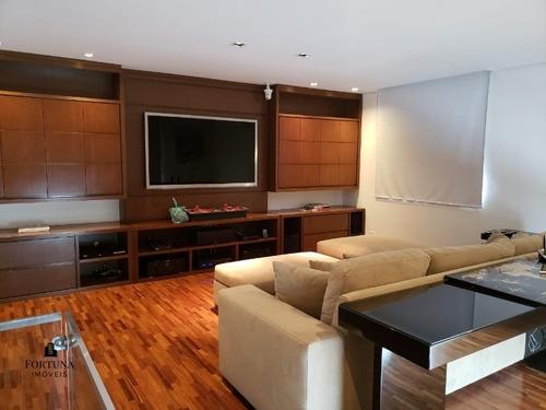 Imagem 1 de 17 de Casa Em Condomínio - Planalto Paulista. Área De 340 M², Quatro Quartos. - Ca10256 - 68534181