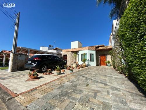 Casa Em Condominio - Residencial Sao Paulo - Ref: 8388 - V-ri4017
