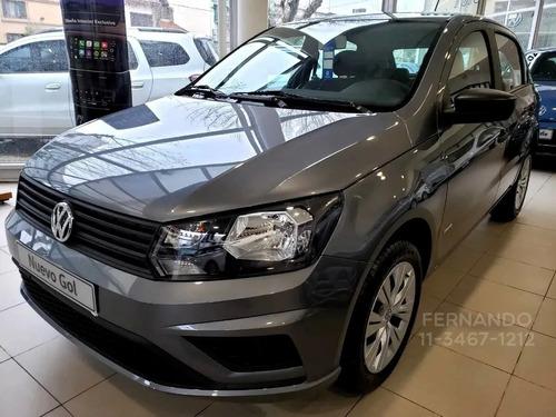 Volkswagen Gol Trend 0km 2021 Nuevo Precio Vw Full Autos