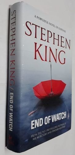 Livro End Of Watch Stephen King