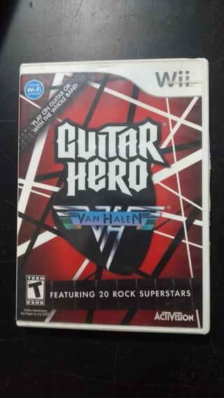 Guittar Hero: Van Halen Wii (frete 18 Reais)
