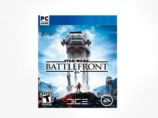 Star Wars Battlefront Standard Edition Pc -entrega Inmediata