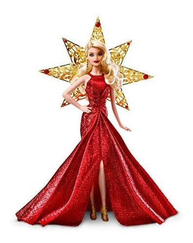 Barbie 2017 Muñeca De Fiesta, Pelo Rubio.